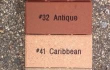 Popular Brick Colors