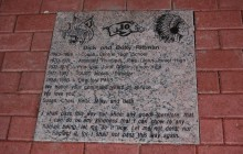 24x24 engraved granite