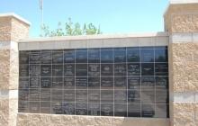 12x12 Granite Wall