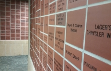 Thin Brick Wall Installation