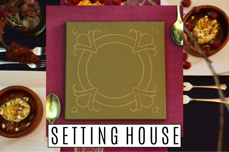 Setting House Kitchen Accessories