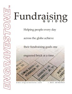 engraved bricks fundraising guide